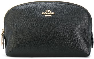 Coach Grained Makeup Bag