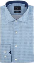 Simon Carter Diamond Print Shirt
