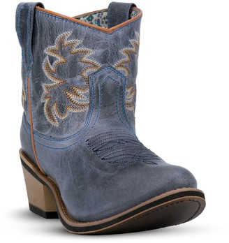Laredo Sapphrye Women's Distressed Cowboy Boots