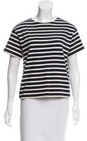 Nlst Striped Short Sleeve Top