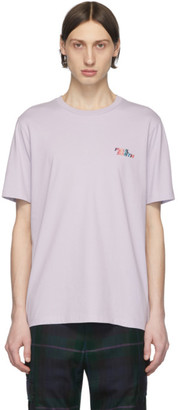 Paul Smith Purple Gents T-Shirt