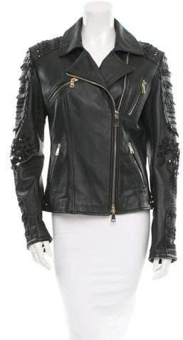 Amen Leather Jacket