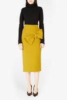 Roksanda Maida Bow-Detailed Skirt
