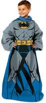Warner Brothers Kids' Being Batman Comfy Throw Bedding
