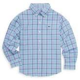 Vineyard Vines Toddler's, Little Boy's & Boy's Gaspar Gingham Shirt