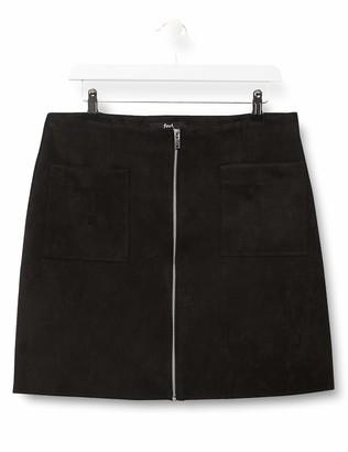 Find. Amazon Brand Women's Zip Skirt