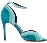 Pierre Hardy Rainbow ankle sandals