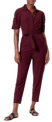 Joie Neal Cropped Jumpsuit