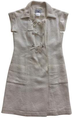 Chanel Beige Cotton Dresses