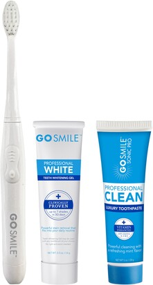 Go Smile On the Go Sonic Toothbrush & Whitening Set