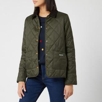 Barbour Women's Emma Bridgewater Coldstream Quilted Jacket