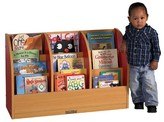 ECR4Kids Single Sided Toddler Book Stand