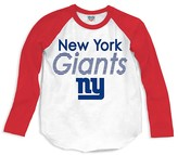 Junk Food Clothing Boys' New York Giants Tee - Sizes 2-7
