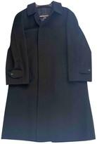 Burberry Black Cashmere Coats