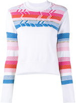 Peter Pilotto Peruvian printed knit - women - Cotton - S