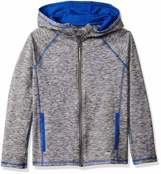 Amazon Essentials boys Full-zip Active Jacket Full-zip Active Jacket Jacket