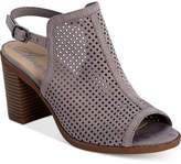 American Rag Despina Perforated Slingback Sandals, Created for Macy's Women's Shoes