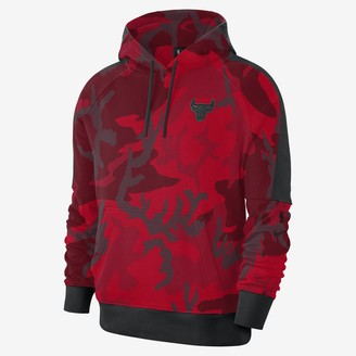 Nike Men's NBA Hoodie Chicago Bulls