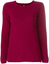 A.P.C. long sleeved sweater