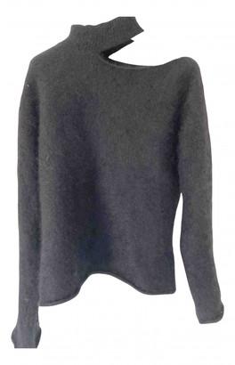 RtA Black Wool Knitwear for Women