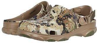 Crocs Classic All Terrain Veil Whitetail Clog (Khaki) Shoes