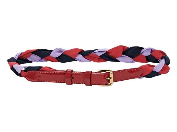 Louis Vuitton Multicolour Cloth Belts