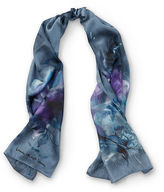 Ralph Lauren Claudette Floral Silk Scarf