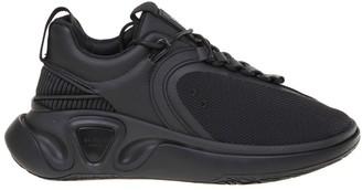 Balmain Sneakers B Runner In Nylon Color Black