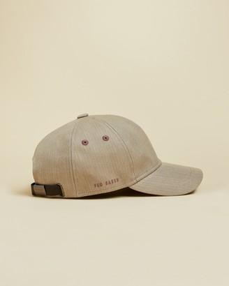 Ted Baker SPRINT Mini herringbone baseball cap