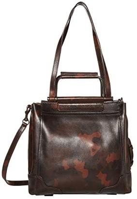 Frye Charlie Multi Handle Tote (Camo) Handbags