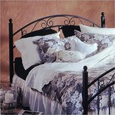 Hillsdale Willow Metal Headboard in Matte - King