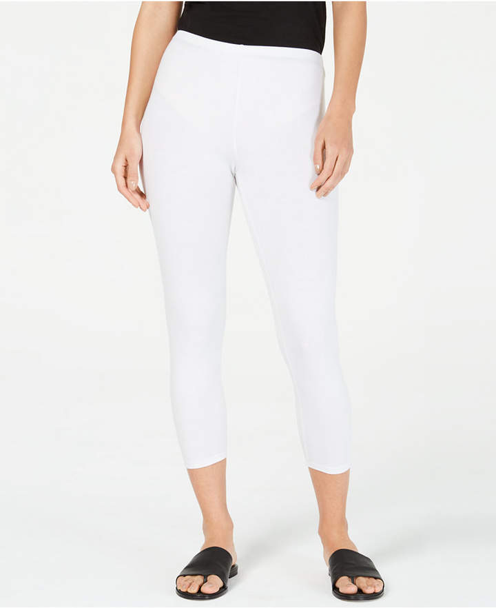 f3a3fb02acaa6f Eileen Fisher Cropped Leggings - ShopStyle