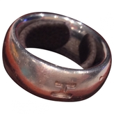 Hermes Bague silver ring