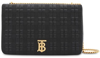Burberry Lola Quilted Extra Large Shoulder Bag