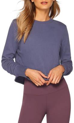 Lorna Jane Warm Down Long Sleeve Top