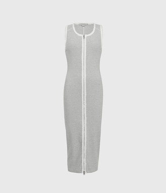AllSaints Alicia Stripe Dress