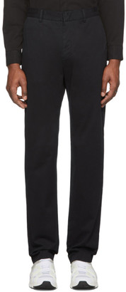 Ermenegildo Zegna Black Slim Fit Trousers