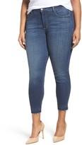 NYDJ Plus Size Women's Ami Release Hem Stretch Skinny Jeans