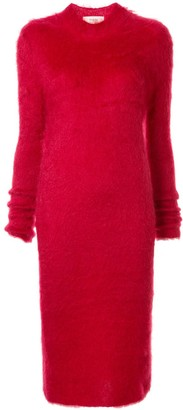 Ports 1961 Colour Block Knitted Dress