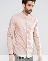 ONLY & SONS Skinny Smart Grandad Shirt