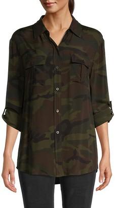 le superbe Roaming Camo Safari Shirt