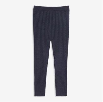 Joe Fresh Toddler Girls' Sweater Legging, Mustard (Size 3)