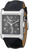 Baume & Mercier Baume Mercier Men's 10030 Hampton Mens Leather Strap Chronograph Dial Watch
