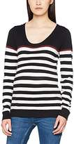 Mama Licious MAMALICIOUS Women-Maternity Wear Mlanic Nell L/s Knit Blouse Nf Jumper