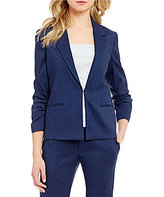 Antonio Melani Jessa Textured Linen Jacket