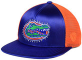 Top of the World Women's Florida Gators Big Faux-Satin Snapback Cap