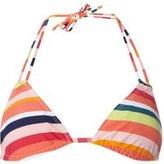 Dorothy Perkins Womens *Multi Stripe Bikini Top- Multi