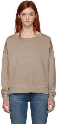 Amo Brown Classic Sweater