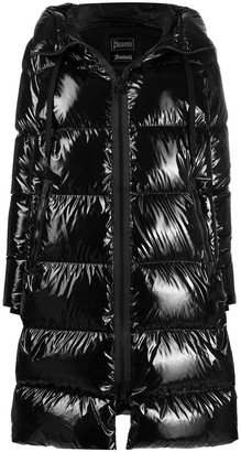 Herno High-Shine Down-Feather Coat