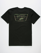 Vans Full Patch Camo Mens T-Shirt